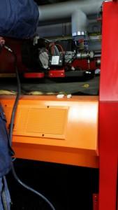 manutenzione generator